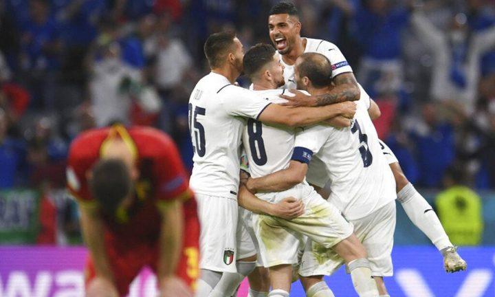 مواجهة مانشيني ولوتشو.. هل تسمح لإيطاليا بالثأر من إسبانيا؟