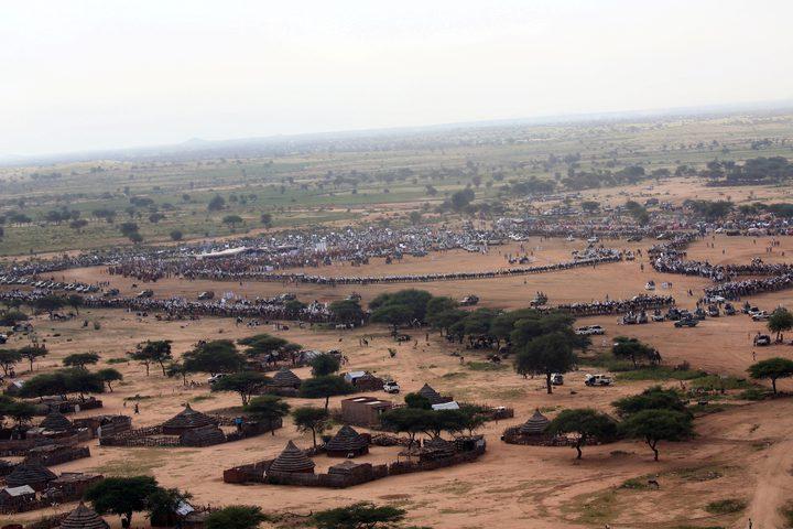 العثور على 76 جمجمة في مقابر جماعية وسط إقليم  دارفور في السودان