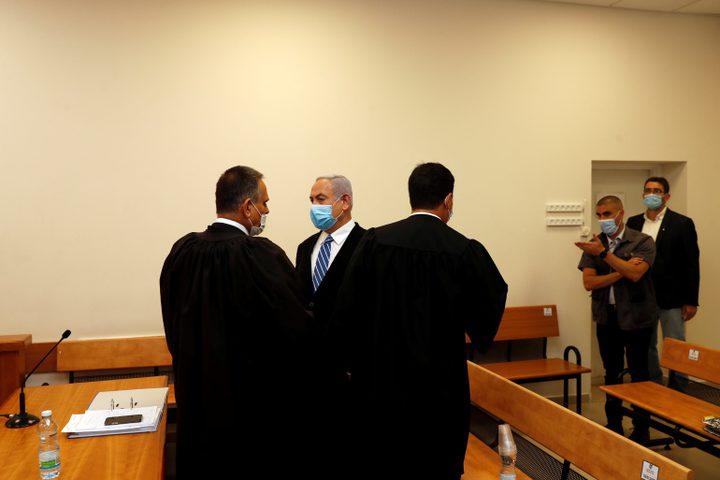 إرجاء محاكمة نتنياهو في ملفات الفساد حتى 19 من تموز