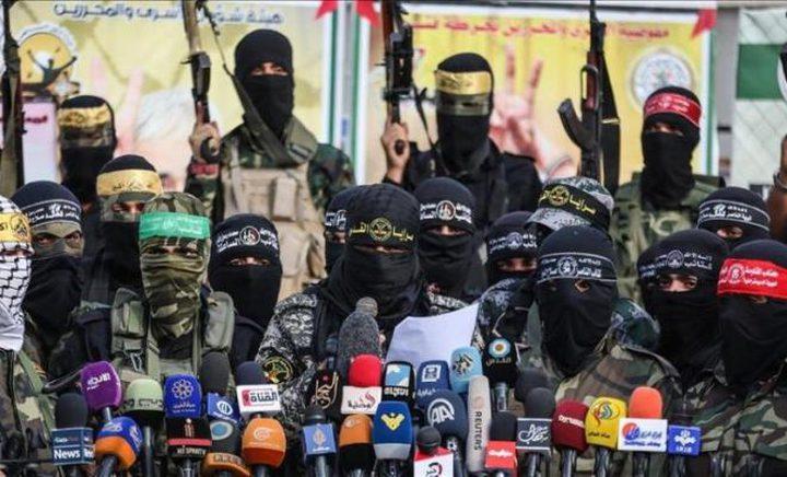 فصائل المقاومة تحذر الاحتلال بشأن وقف المنحة القطرية عن غزة