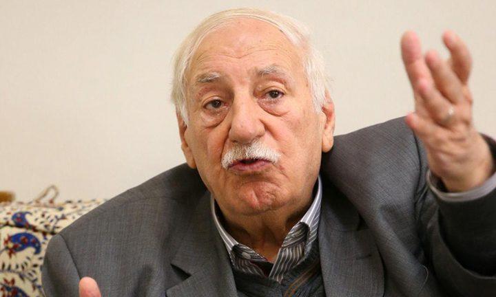 """وفاة أحمد جبريل مؤسس الجبهة الشعبية """"القيادة العامة"""""""