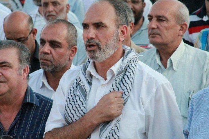 الاحتلال يمدد اعتقال الناشط محمد كناعنة