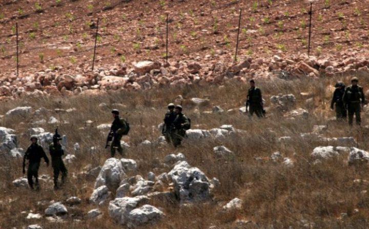 مستوطنون يستولون على 20 دونما من أراضي جالود