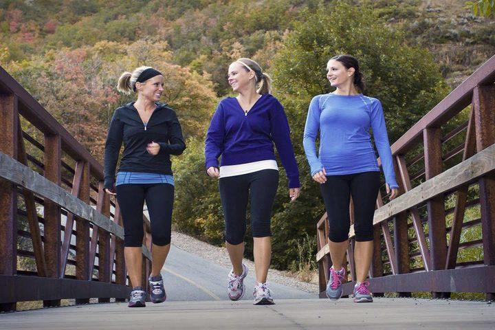 رياضة المشي قد تمنع الموت المبكر الناجم عن قلة النوم
