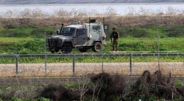 قوات الاحتلال تطلق النار على منازل المواطنين شرق رفح