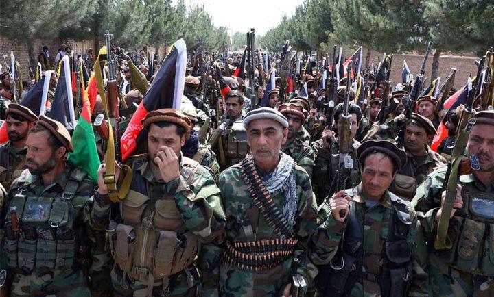 مقتل 69 مسلحا من حركة طالبان في ولاية بادغيس في أفغانستان