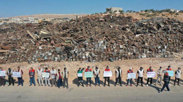 مباحثات ومطالبات حول تمديد ادخال المساعدات عبر الحدود إلى سوريا