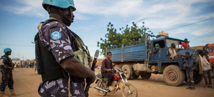 7 إصابات من بعثة الأمم المتحدة في مالي جراء تفجير عبوة ناسفة