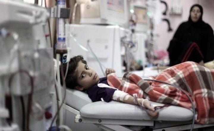 مركز الحسين يطلق حملة لمساندة مرضى السرطان في غزة
