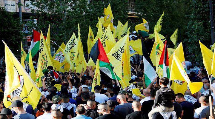 مسيرة حاشدة في أريحا دعما للشرعية ونصرة للقدس والأسرى