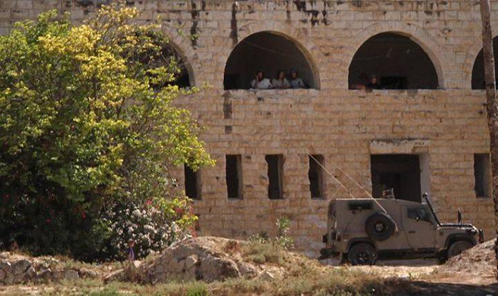 """جنين: مستوطنون يقتحمون  موقع """"ترسلة"""" قرب جبع"""