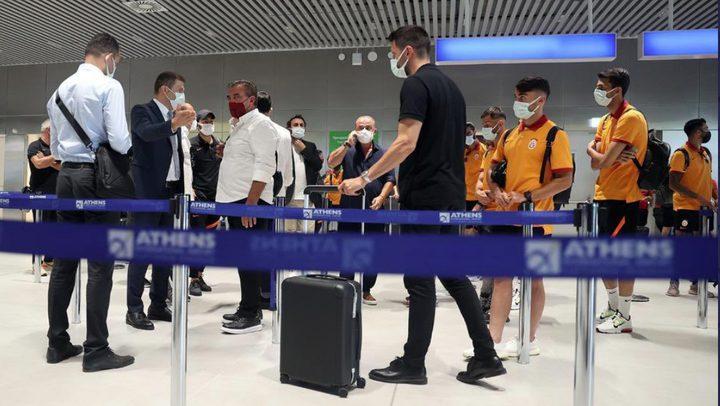 انسحاب فريق كرة القدم التركي من مباراة في أثينا بسبب فحص كورونا
