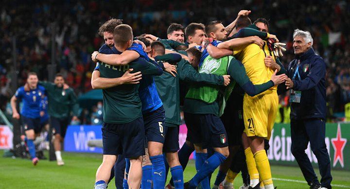 كم ربحت إيطاليا ماليا بعد تتويجها بلقب يورو 2020؟