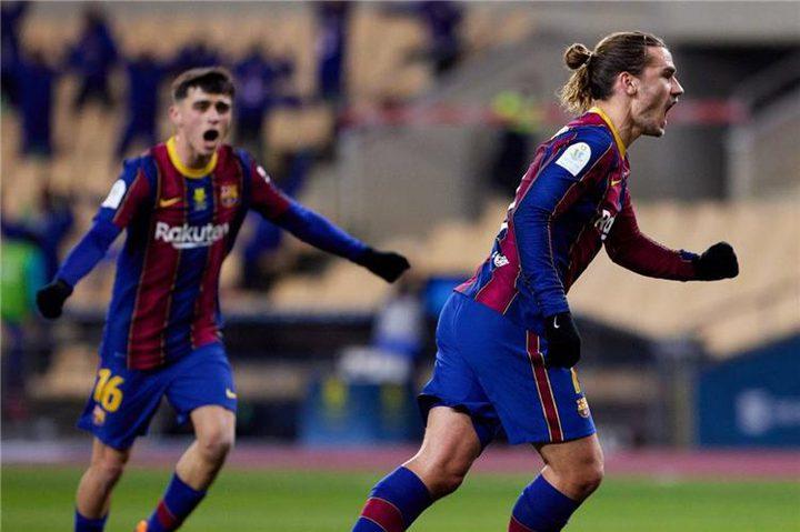 أتلتيكو يغري برشلونة بلاعب جديد مقابل جريزمان