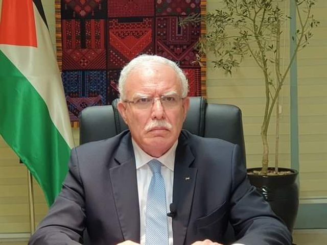 المالكي: يجب توحيد الجهود لضمان مساءلة الاحتلال على جرائمه