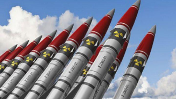غانتس: علينا الاستعداد للتهديد الإيراني النووي في السنوات المقبلة