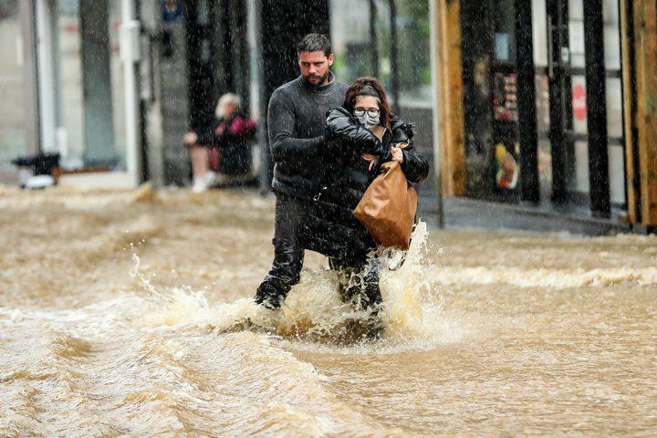 ألمانيا: 4 قتلى وأكثر من 50 مفقودا نتيجة الأمطار الغزيرة