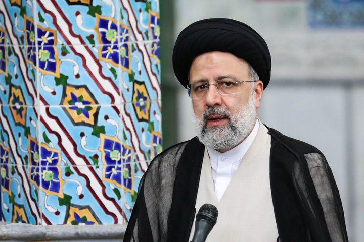 """الرئيس الإيراني الجديد يؤكد دعمه لفلسطين ضد """"إسرائيل"""""""