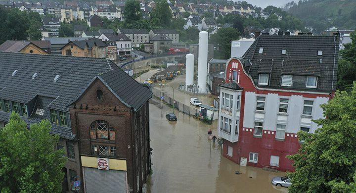 ألمانيا:أكثر من 20 قتيلا وعشرات المفقودين جراء فيضانات عارمة