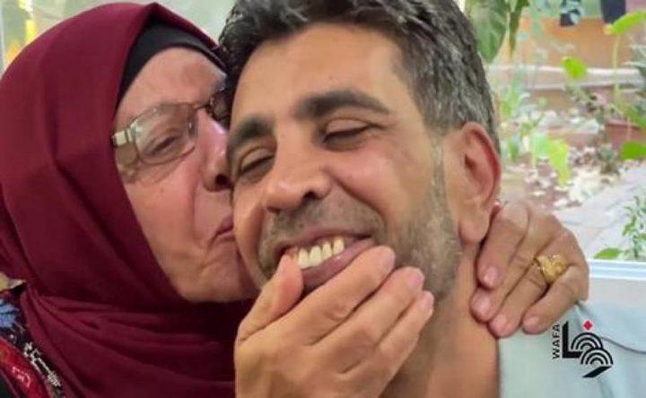 الاحتلال يفرج عن الأسير رامز الريماوي من بيت ريما
