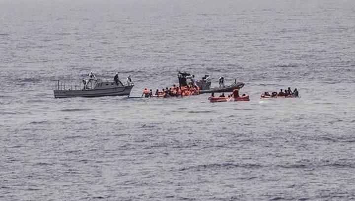 البحرية المغربية تنقذ 344 مهاجرا