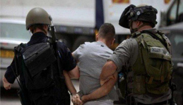 اعتقال ٣ مواطنين من بلدة يعبد في جنين