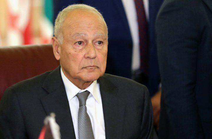 أبو الغيط يبحث مع غوتيريش مستجدات القضية الفلسطينية