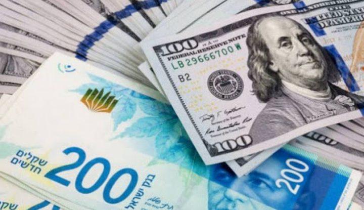 اسعار العملات في فلسطين