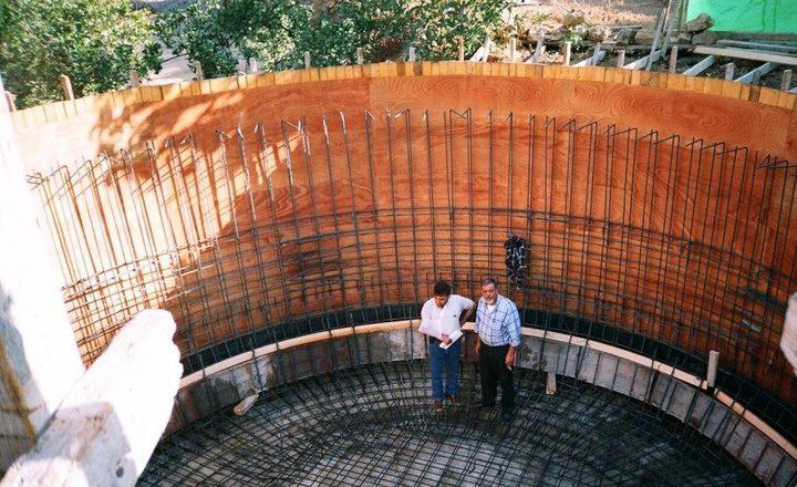 إطلاق المرحلة الأولى من مشروع إنشاء محطة مياه للاستخدام الزراعي