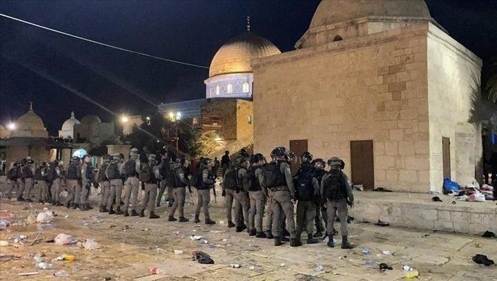 باكستان تدين اعتداءات الاحتلال على المصلين في المسجد الأقصى