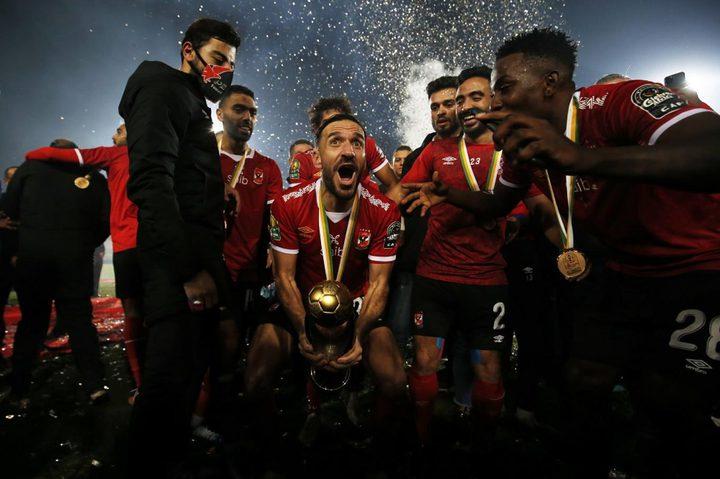 الأهلي المصري بطلا لدوري أبطال إفريقيا للمرة العاشرة في تاريخه