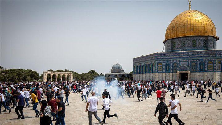 منظمة التعاون الإسلامي تدين اقتحام المسجد الأقصى المبارك