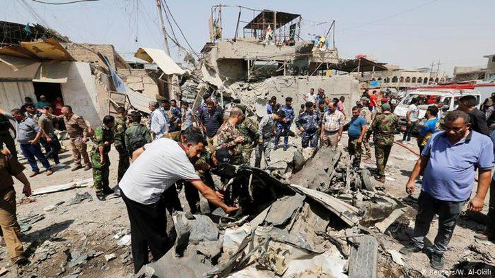 العراق: قتلى وجرحى في انفجار بسوق شعبي بمدينة الصدر