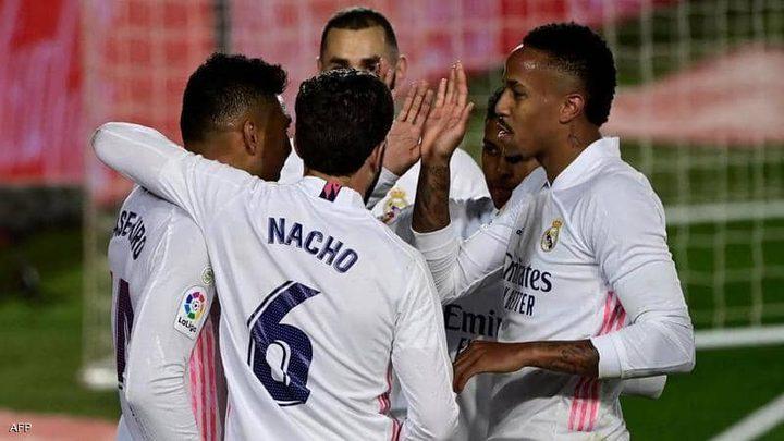 ريال مدريد يُعير دياز إلى ميلان