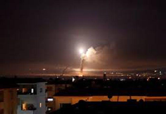 سوريا: جيش الاحتلال الإسرائيلي استهدف عدة مواقع في حلب