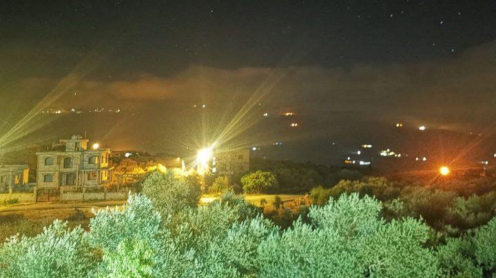 جيش الإحتلال يعلن إطلاق صاروخين من لبنان تجاه الجليل الأعلى