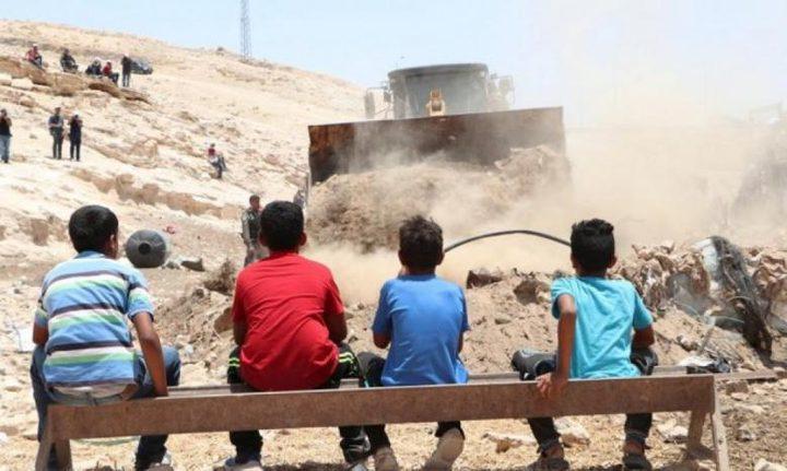العليا الإسرائيلية تمنح مهلة 6 أسابيع لحل مسألة الخان الأحمر