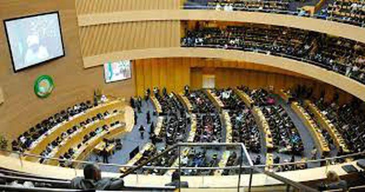 دولة الاحتلال تعلن انضمامها للاتحاد الأفريقي بصفة مراقب