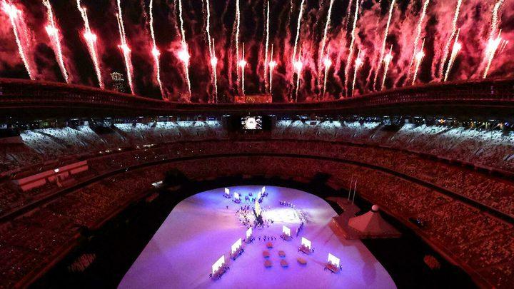 """افتتاح أولمبياد """"طوكيو 2020"""""""