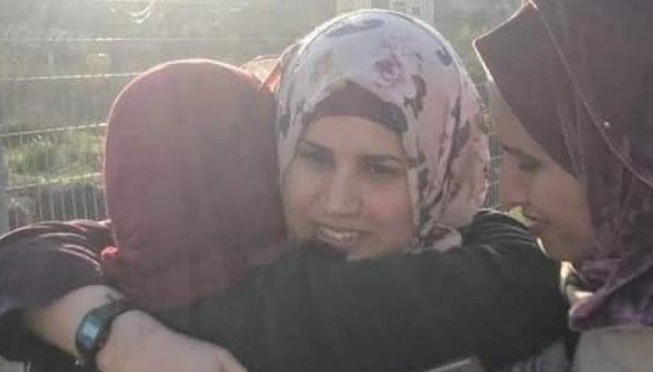 الشؤون المدنية: تسليم جثمان الشهيدة ابتسام كعابنة اليوم