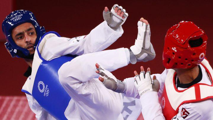 التونسي الجندوبي يهدي العرب أول ميدالية في أولمبياد طوكيو