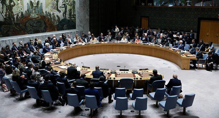 منصور: جلسة لمجلس الأمن لبحث انتهاكات الاحتلال واعتداءات مستوطنيه