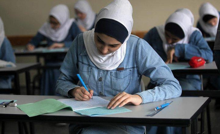 التربية: عملية تصحيح امتحانات الثانوية العامة شارفت على الانتهاء