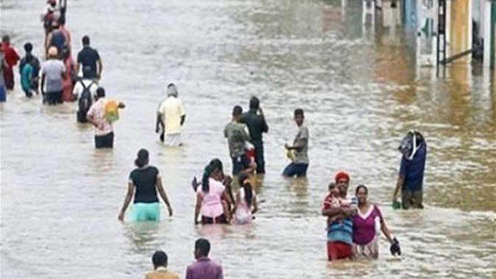 115 قتيلا حصيلة الأمطار الموسمية في الهند
