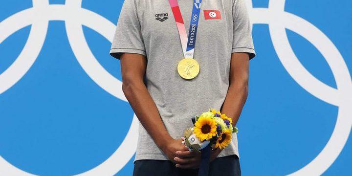 التونسي الحفناوي يحرز أول ذهبية للعرب في أولمبياد طوكيو