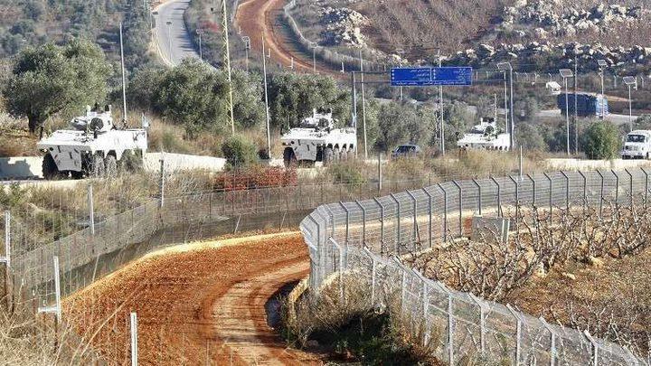 صحيفة تكشف مخاطر سوء حصانة الجدار الفاصل بين لبنان والاحتلال