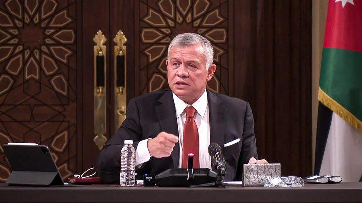 العاهل الأردني: حل الدولتين هو الحل الوحيد وحددنا خطوطنا الحمراء