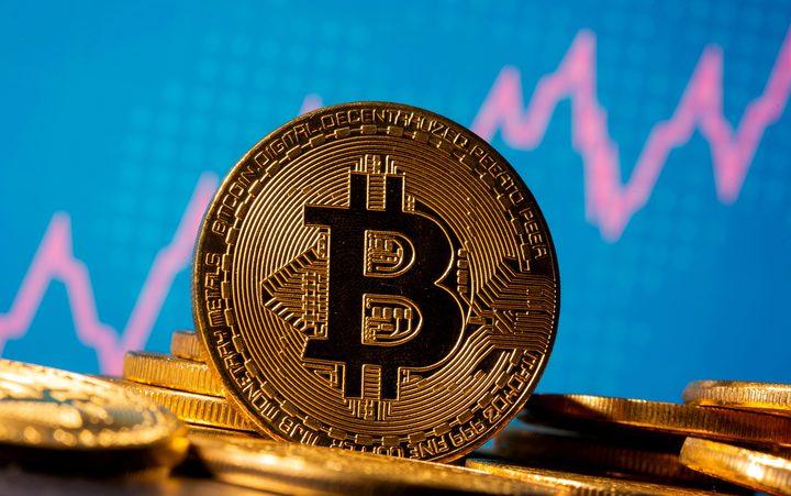 """العملة الرقمية """"البيتكوين"""" تصعد وتقترب من مستوى مهم"""