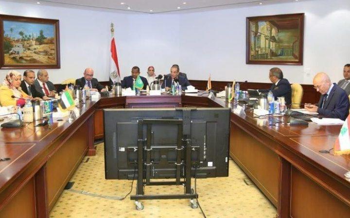 فلسطين تشارك في أعمال المكتب التنفيذي لوزراء الاتصالات والمعلومات