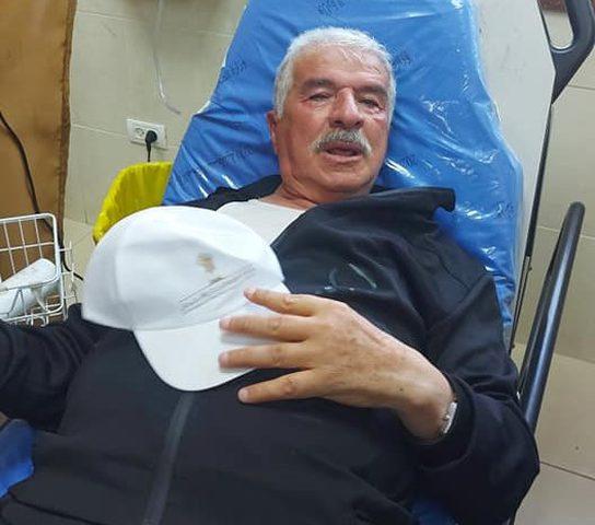 الاحتلال يعتدي على محافظ طوباس ورئيس هيئة مقاومة الجدار